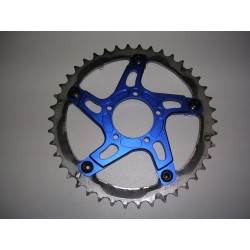 Adapter spider chainring 130BCD Bafang BBSHD