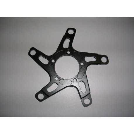 Adapter chainring 110BCD