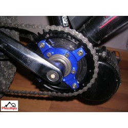 Adapter chainring 104BCD