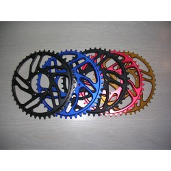 "Chainring 42T ""Narrow Wide"" Bafang BBS01 BBS02"
