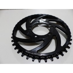 "Chainring 40T ""Narrow Wide"" Bafang BBS01 BBS02"