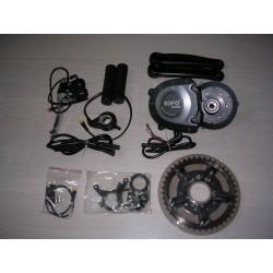 Kit moteur pédalier Xofo MMS 36V 250w